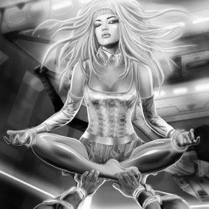 Cybergirl's Meditation